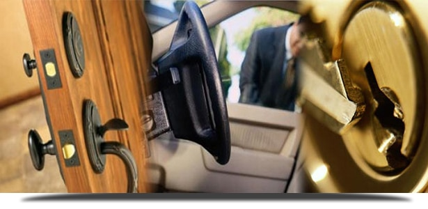 When to Call a Locksmith